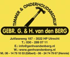 G & H van den Berg Aannemersbedrijf